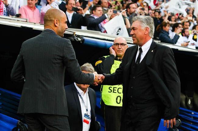 Le Bayern Munich va officialiser Ancelotti pour remplacer Guardiola