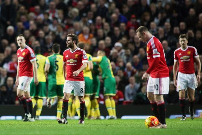 Malgré Martial, Man United perd à domicile contre Norwich !