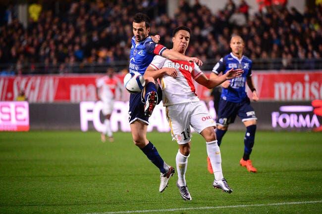 Monaco petit dauphin du PSG, Rennes remonte