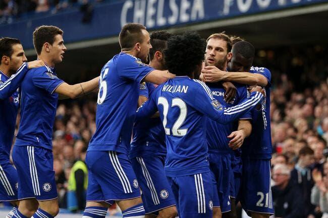 Mourinho parti, Chelsea se réveille !