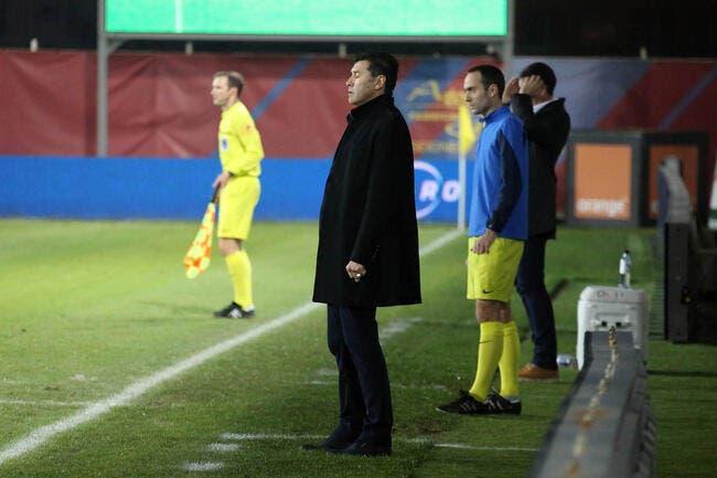 Ferri : « Pour l'instant, le coach, c'est le patron »