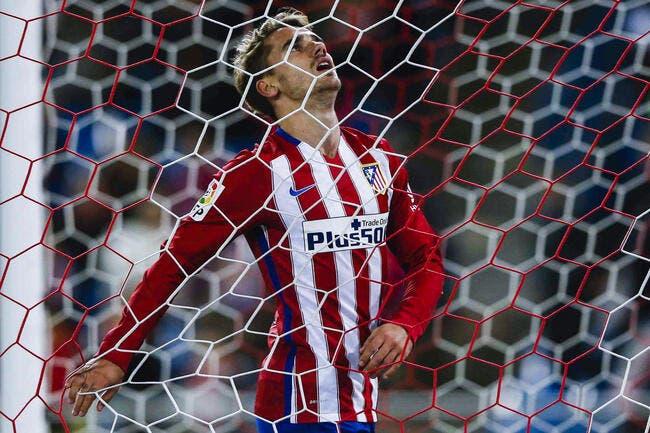 Malaga - Atlético Madrid : 1-0