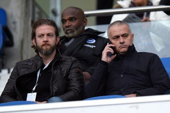 Mourinho annoncé à Manchester United cette semaine !