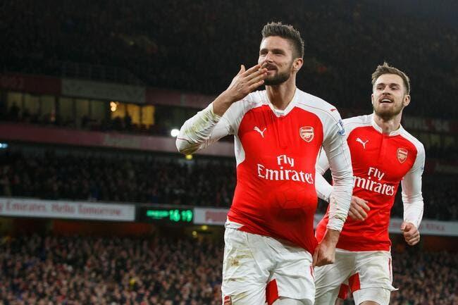 Arsenal se place plus que jamais pour le titre en Angleterre