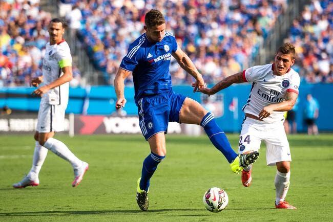 PSG-Chelsea, des tickets couplés en vente mardi