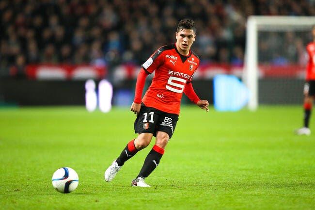 Quintero refuse de quitter Rennes par la petite porte