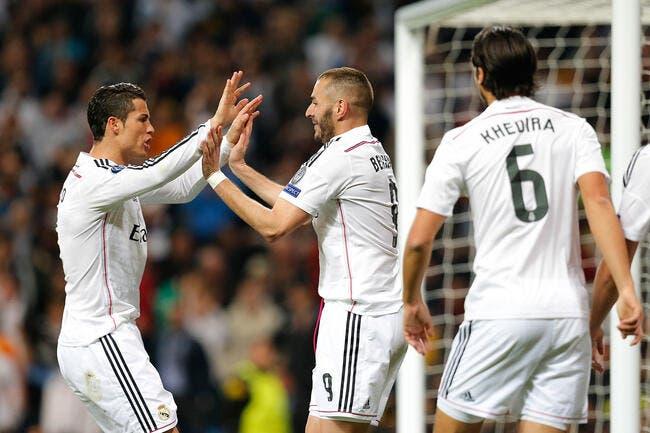 Benzema, plus fort que Cristiano Ronaldo et Neymar !