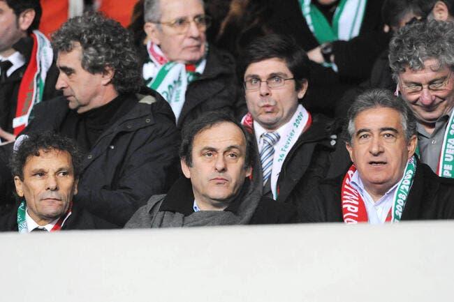 Caïazzo accuse la FIFA de crime contre Platini