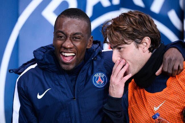 Matuidi se pince pour croire qu'il joue au PSG