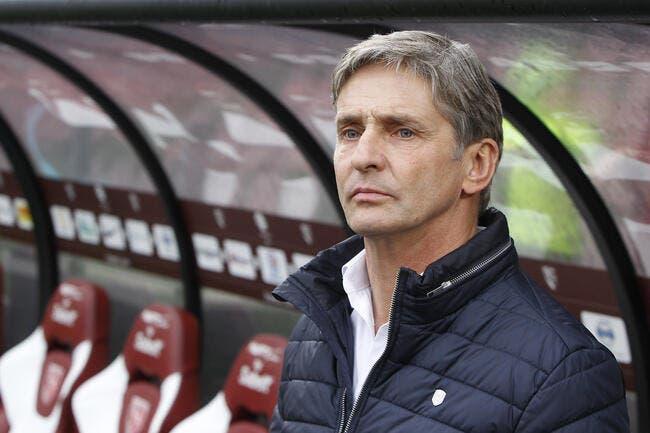 Le FC Metz vire Riga, Hinschberger lui succède