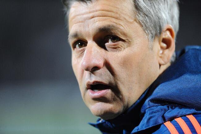 Officiel : Génésio entraîneur de l'OL, Fournier débarqué