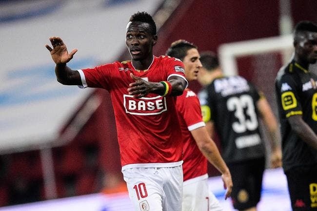 Yattara de retour en France après son bide au Standard ?
