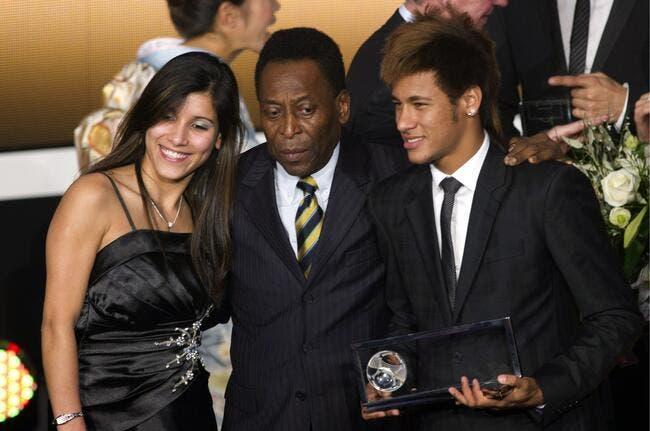Un ancien de l'OM meilleur que Neymar selon le roi Pelé