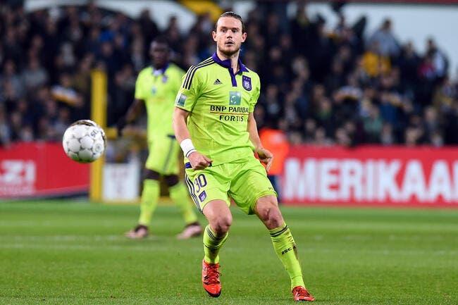 Gillet confirme qu'il rejoint Nantes au mercato