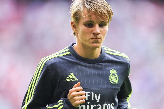 Le Real Madrid et Odegaard ont trouvé un compromis