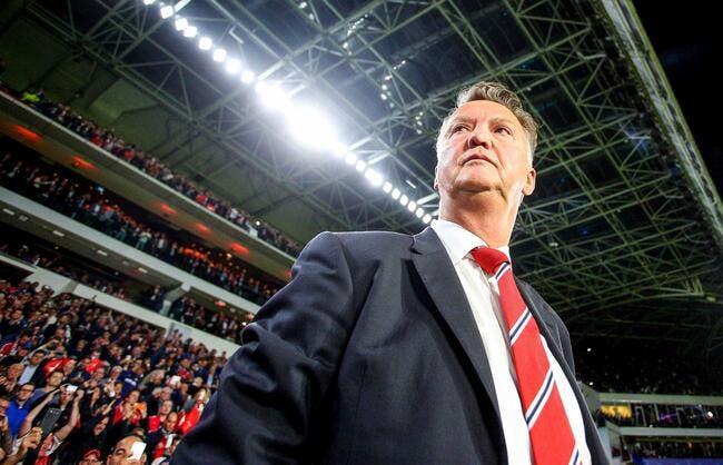 Van Gaal pourrait partir sans attendre d'être viré par Man Utd