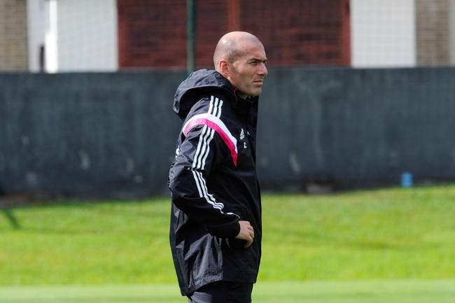 Zidane à la place de Benitez, Cristiano Ronaldo insiste