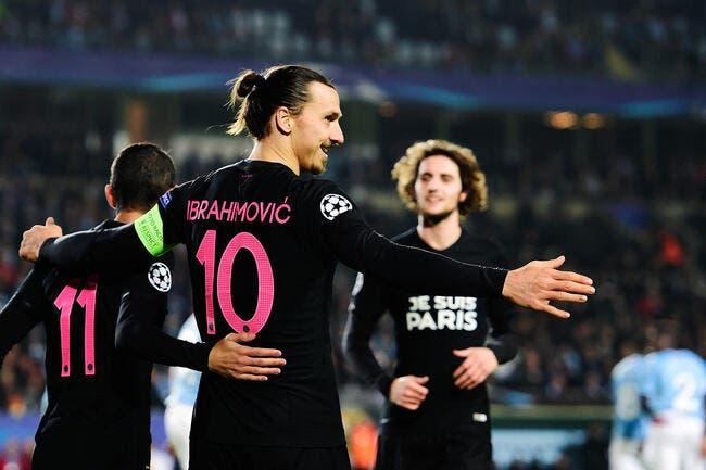11 de l'Equipe 2015 : Le PSG laisse des miettes à l'OL, Nice et Lille