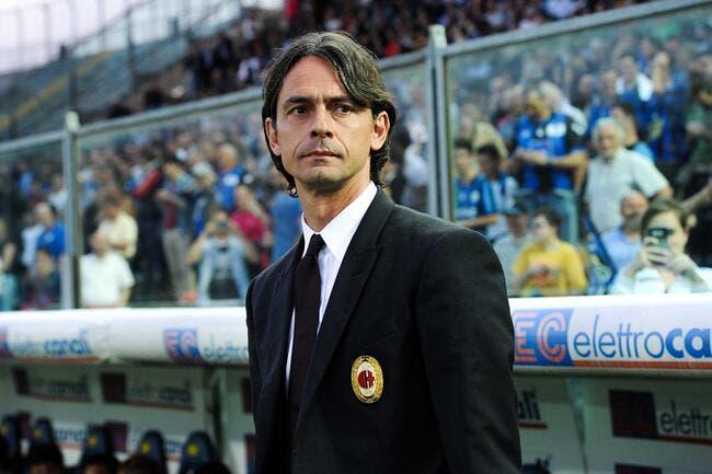 Inzaghi aurait fait de gros efforts pour rejoindre l'OL