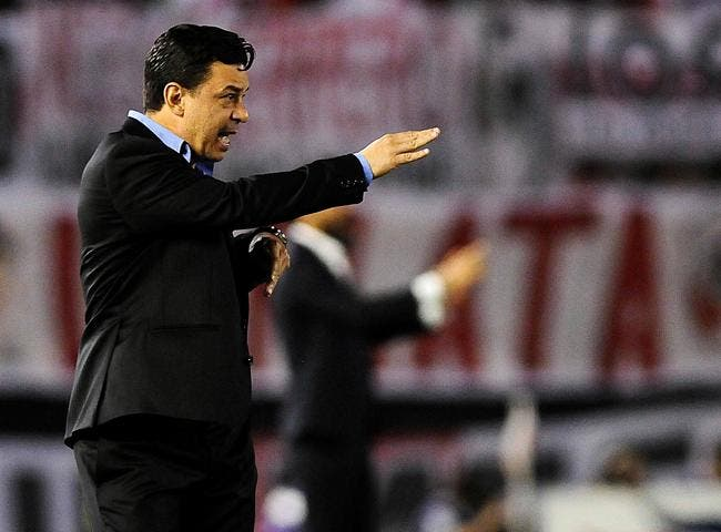 Marcelo Gallardo entraîneur de l'OL....la saison prochaine ?