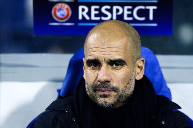 Contact PSG-Guardiola ? Archi-faux balance son agent