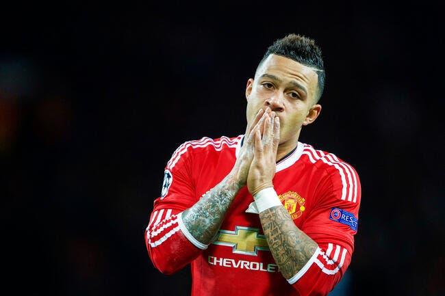 Depay rend fou Man Utd et les fans avec une Rolls à 330.000 euros