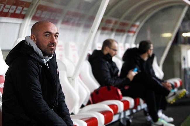 Faute d'un diplôme, Valenciennes change de coach