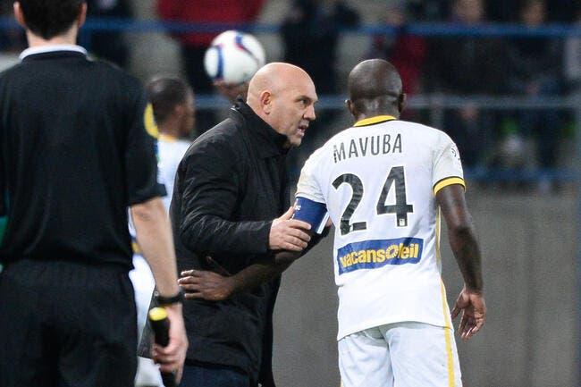 Mavuba ne s'enflamme pas sur la méthode Antonetti