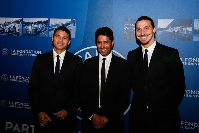 Thiago Silva veut faire un cadeau énorme à Ibrahimovic