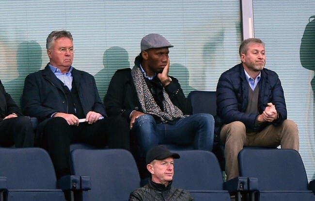 Chelsea et Drogba, un deal pour devenir coach en deux ans