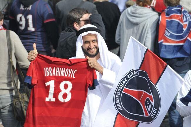 Le PSG envoie six joueurs pour assurer un contrat à 150ME