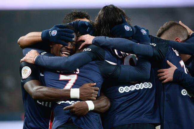 Le PSG leader, l'OL et Monaco relégables, un classement équitable