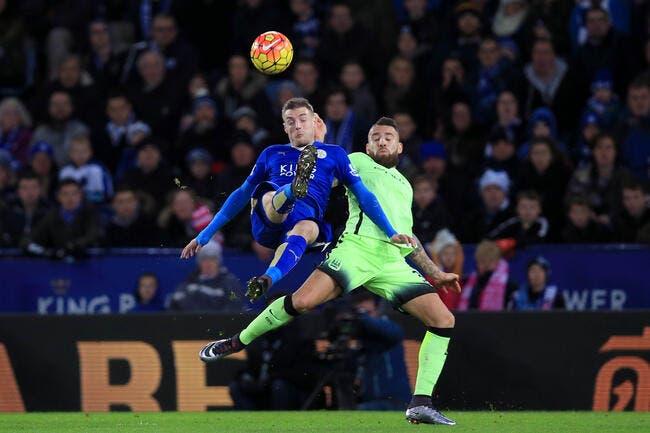 Leicester tient tête à City, mais perd la tête