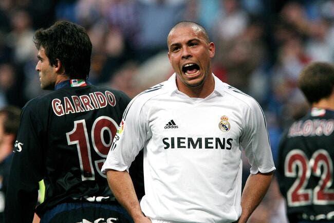 Ronaldo à 96 kilos, c'était plus possible