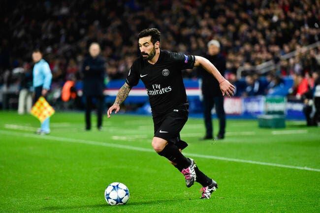 Un joueur arrivé à Doha avec le PSG et prêt à repartir avec l'Inter ?