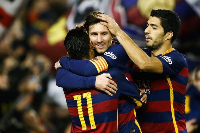 FC Barcelone - Bétis : 4-0