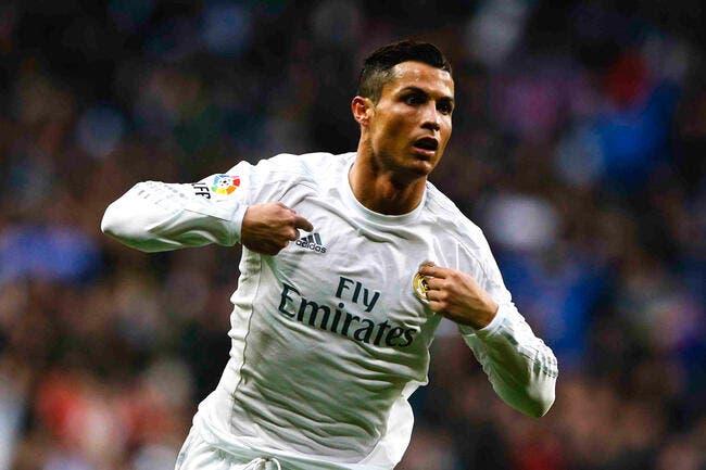 Cristiano Ronaldo en 2015, c'est une statistique monstrueuse
