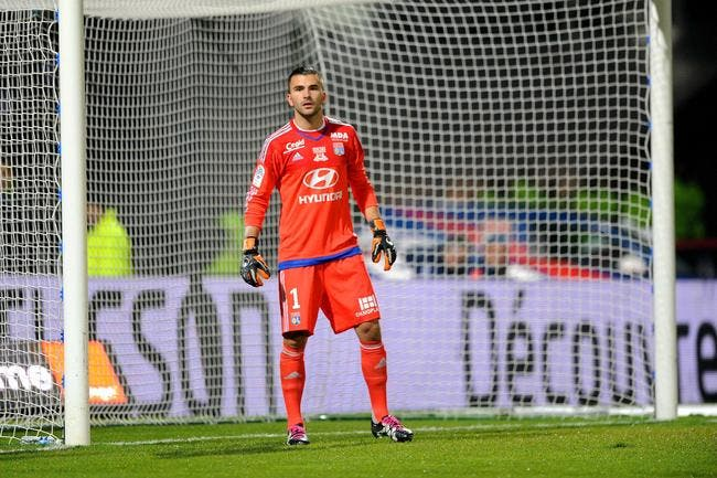 L'OL a tranché, ce sera Anthony Lopes
