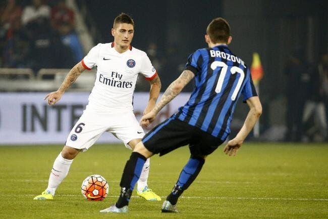 Le PSG domine l'Inter avec une équipe light et ultra light