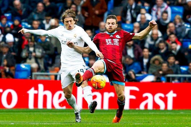 Real Madrid - Real Sociedad : 3-1