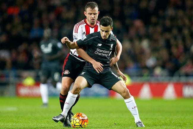 Sunderland - Liverpool : 0-1
