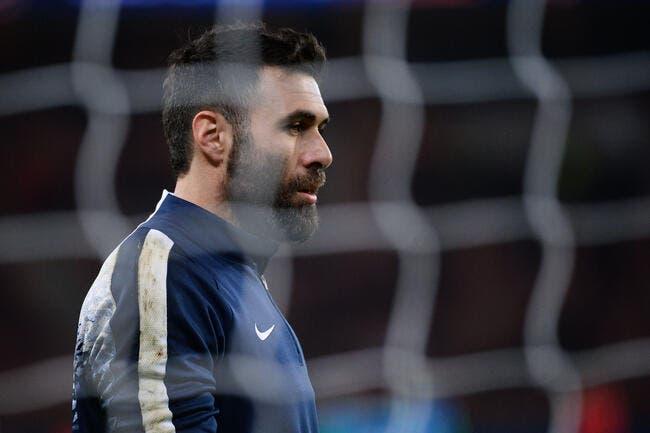 Aston Villa : Sirigu laisse sa place à Mandanda