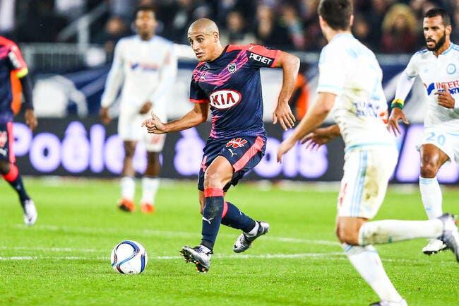 Bordeaux demande une offre de folie pour lâcher Khazri