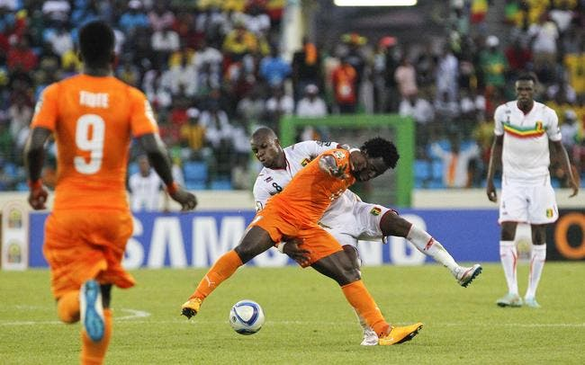 Côte d'Ivoire – Algérie 3-1