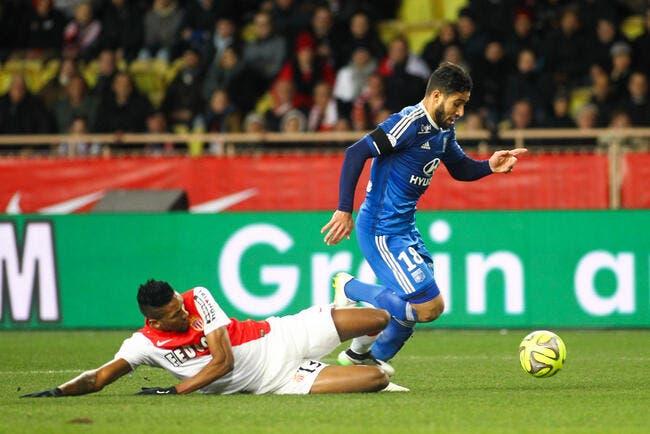 L'OL se contente de laisser Monaco à distance