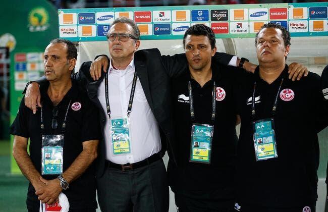 La Tunisie demande la suspension de l'arbitre