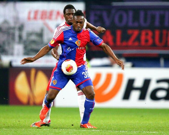 Officiel : Sio prêté à Bastia pour six mois