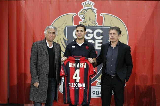 Officiel : Ben Arfa quitte Nice et pourrait arrêter le foot