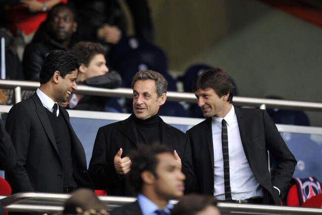 Leonardo a discrètement rencontré le patron du PSG