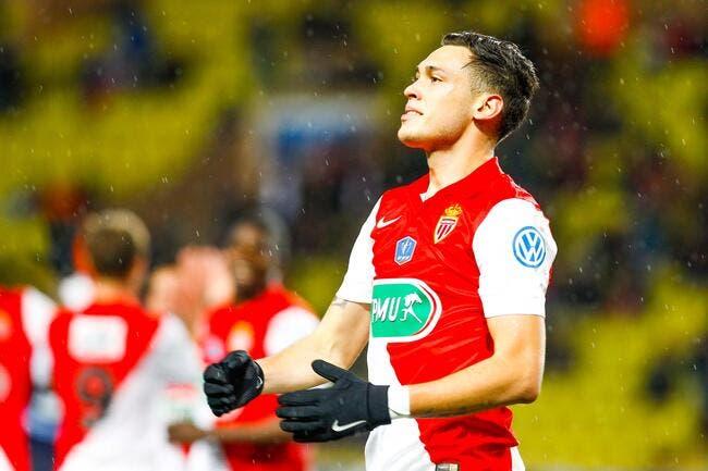 Monaco veut bien céder Ocampos à l'OM !